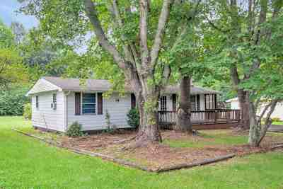 Barboursville Single Family Home For Sale: 239 Heights Hill Rd