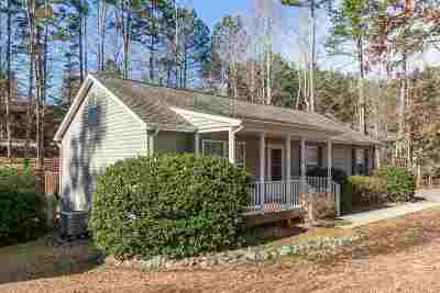 Fluvanna County Single Family Home For Sale: 10 Bernardsburg Rd