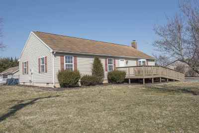 Augusta County, Rockingham County Single Family Home For Sale: 801 Gum Ave