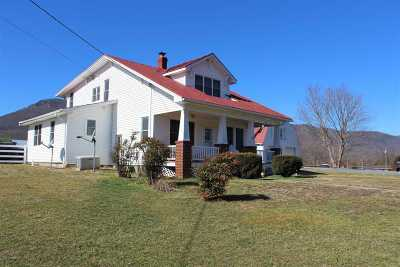 Page County Single Family Home For Sale: 4004 Egypt Bend Rd