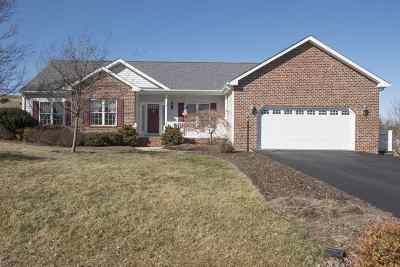 Fishersville Single Family Home For Sale: 71 Hereford Dr