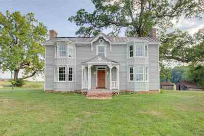 Fluvanna County Single Family Home For Sale: 5056 Venable Rd