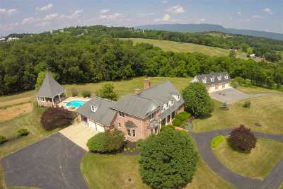 Shenandoah County Single Family Home For Sale: 141 Middle Brook Ln