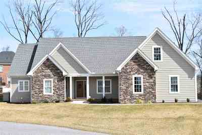 Rockingham County Single Family Home For Sale: 120 Markham Pl