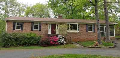 Charlottesville Single Family Home For Sale: 3570 Pinewood Dr
