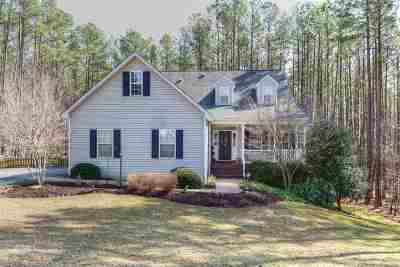 Barboursville Single Family Home For Sale: 3781 Ashleigh Way Rd
