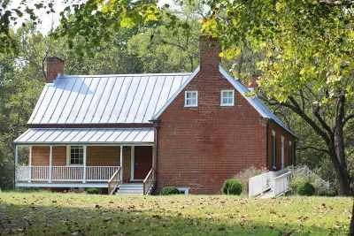 Nelson County Single Family Home For Sale: 1100 Mill Pond Rd