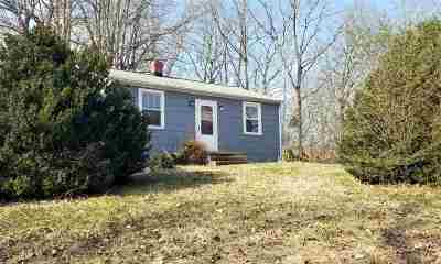 Earlysville Single Family Home For Sale: 155 Buck Mountain Rd