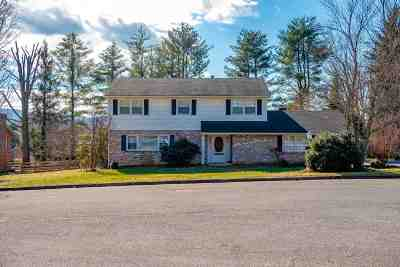 Waynesboro Single Family Home For Sale: 851 Hawthorne Ln