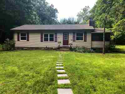 Rockingham County Single Family Home For Sale: 9394 Briery Branch Rd