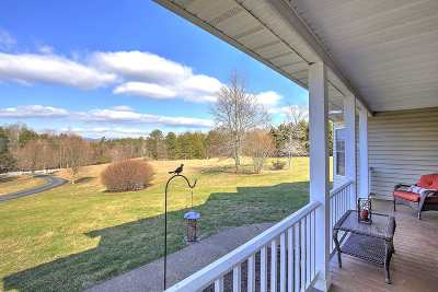 Barboursville Single Family Home For Sale: 299 Dawsonville Rd