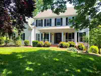 Albemarle County Single Family Home For Sale: 3410 Cotswold Ln