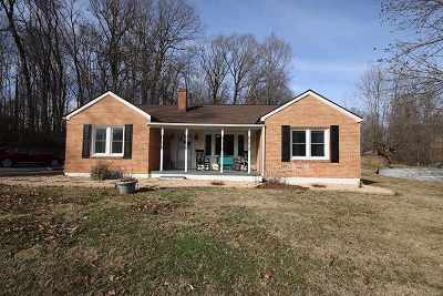 Augusta County, Rockingham County Single Family Home For Sale: 779 Howardsville Rd