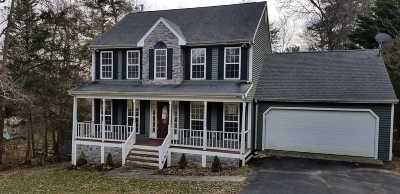 Barboursville Single Family Home For Sale: 43 Daniels Rd