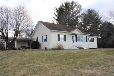 Single Family Home For Sale: 18708 Huckleberry Rd