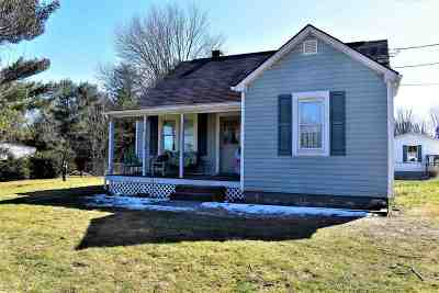 Augusta County Single Family Home For Sale: 190 Chapel Rd