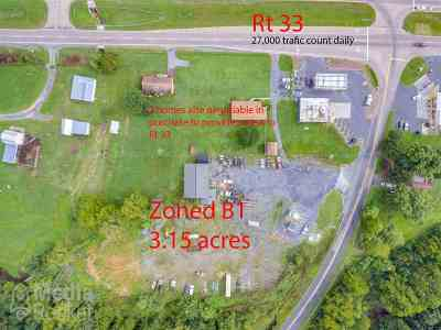 Rockingham County Commercial For Sale: 64 Lawyer Rd