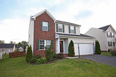 Gordonsville Single Family Home For Sale: 80 Appalachian Ln