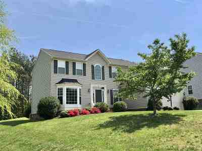 Gordonsville Single Family Home For Sale: 84 Deer Run Dr