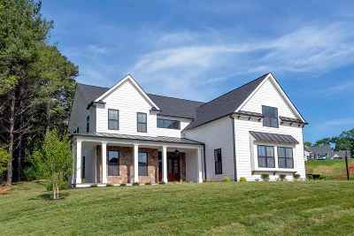Crozet Single Family Home For Sale: 826 Lampasas Dr