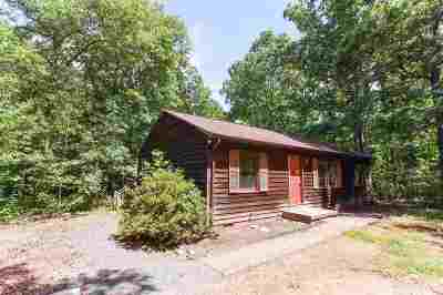 Scottsville Single Family Home For Sale: 3015 Antioch Rd