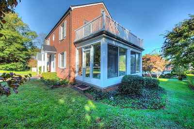 Charlottesville Single Family Home For Sale: 705 Lyons Court Ln