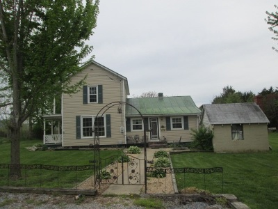 Single Family Home For Sale: 316 Pond Ave