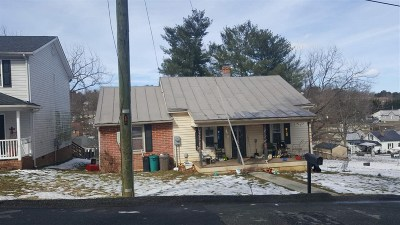 Staunton Single Family Home For Sale: 636 C St