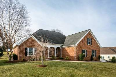 Rockingham County Single Family Home For Sale: 2829 Sunlit Way