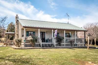 Single Family Home For Sale: 100 Buckland Dr