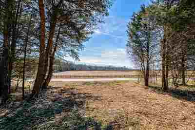Augusta County Lots & Land For Sale: 1.757 Acres On Barren Ridge Rd