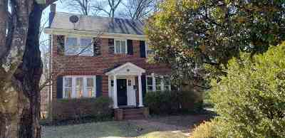 Charlottesville Single Family Home For Sale: 1942 Lewis Mountain Rd