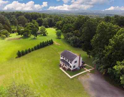 Single Family Home For Sale: 5025 Green Creek Rd