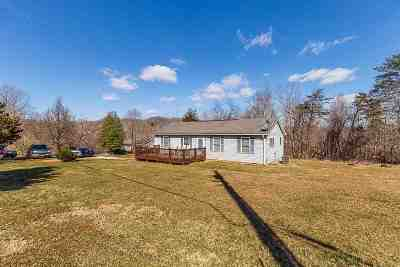 Nelson County Single Family Home For Sale: 1504 Adial Rd