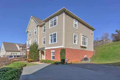 Townhome For Sale: 124 Boxwood Ct