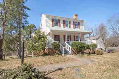 Albemarle County Single Family Home For Sale: 1680 Ravens Pl