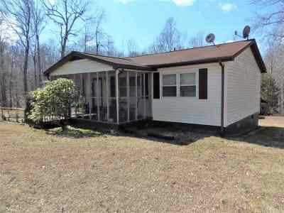 Orange Single Family Home For Sale: 19325 Mountain Track Rd