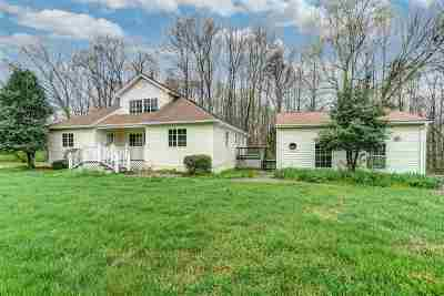 Louisa County Single Family Home For Sale: 297 N Bluewater Blvd