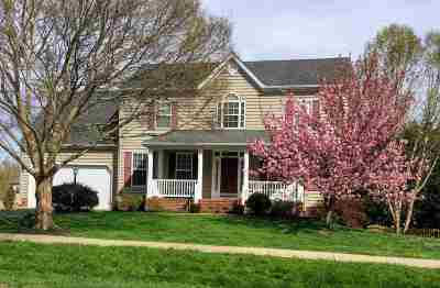Albemarle County Single Family Home For Sale: 1538 Jarman Lake Rd