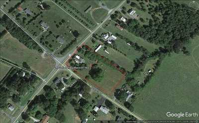 Buckingham County Lots & Land For Sale: 24822 N James Madison Hwy