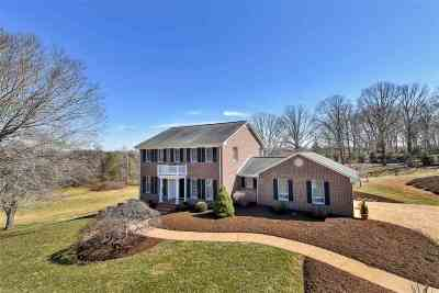 Single Family Home For Sale: 345 Audubon Dr