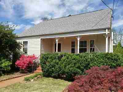 Charlottesville Single Family Home For Sale: 1341 E Market St