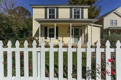 Charlottesville Single Family Home For Sale: 805 Rockland Ave