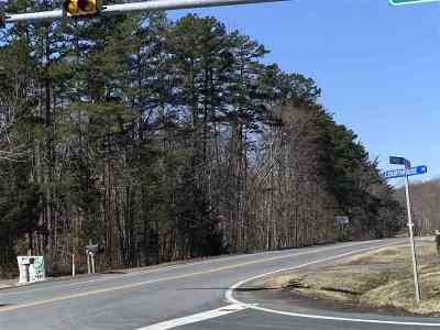 Louisa Lots & Land For Sale: 3700? Three Notch Rd