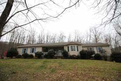 Waynesboro Single Family Home For Sale: 311 Crystal Ridge Rd