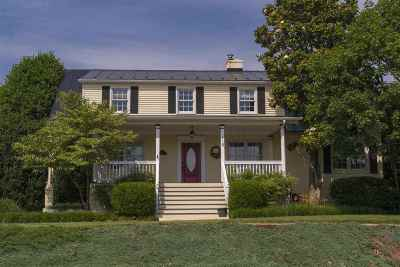 Harrisonburg Single Family Home Pending: 115 Betts Rd
