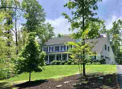 Glenmore (Albemarle) Single Family Home For Sale: 3620 Newbridge Rd