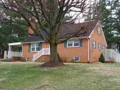 Augusta County, Rockingham County Single Family Home For Sale: 213 Sunset Dr