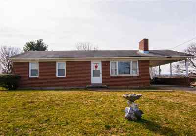 Broadway Single Family Home Sold: 15275 American Legion Dr