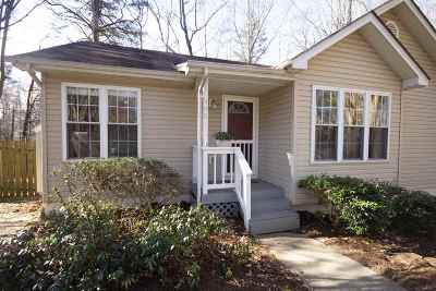 Fluvanna County Single Family Home For Sale: 495 Jefferson Drive West
